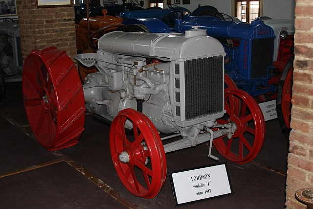History of the Ford Tractor